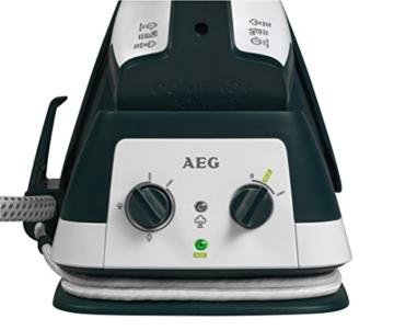 AEG Dampfbügelstation